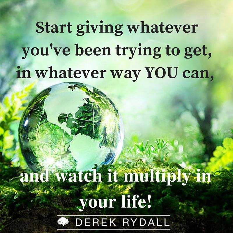 Start Giving Whatever