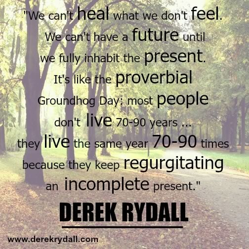 Derek Rydall | Best Year of Your LIfe