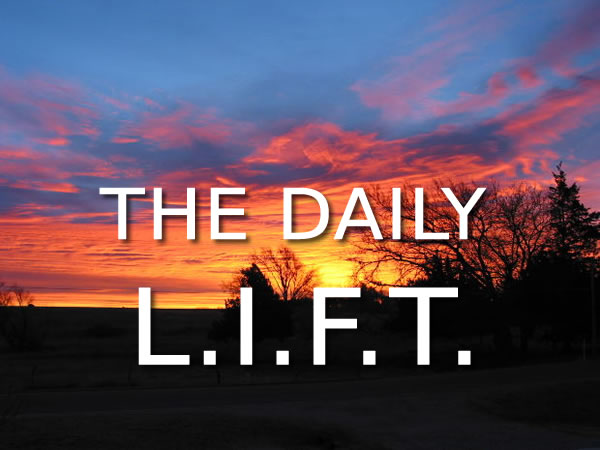 THE DAILY L.I.F.T.