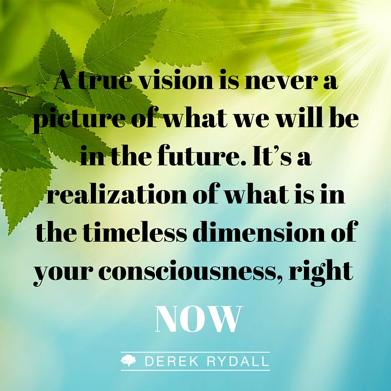 Create Your Compelling Vision Now [Podcast] BONUS EPISODE