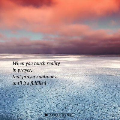 ASK DEREK-Why Aren't My Prayers Answered