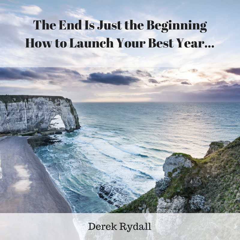 The End Is Just the Beginning: How to Launch Your Best Year… [Podcast]