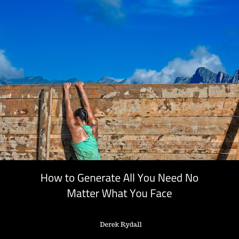 The Abundance Project: How to Generate All You Need No Matter What You Face [Podcast]