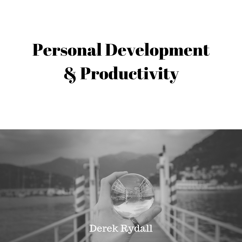 Personal Development & Productivity [Podcast]