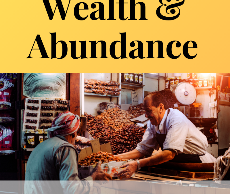 The Key Principle to Creating Abundance In Every Area [Podcast]