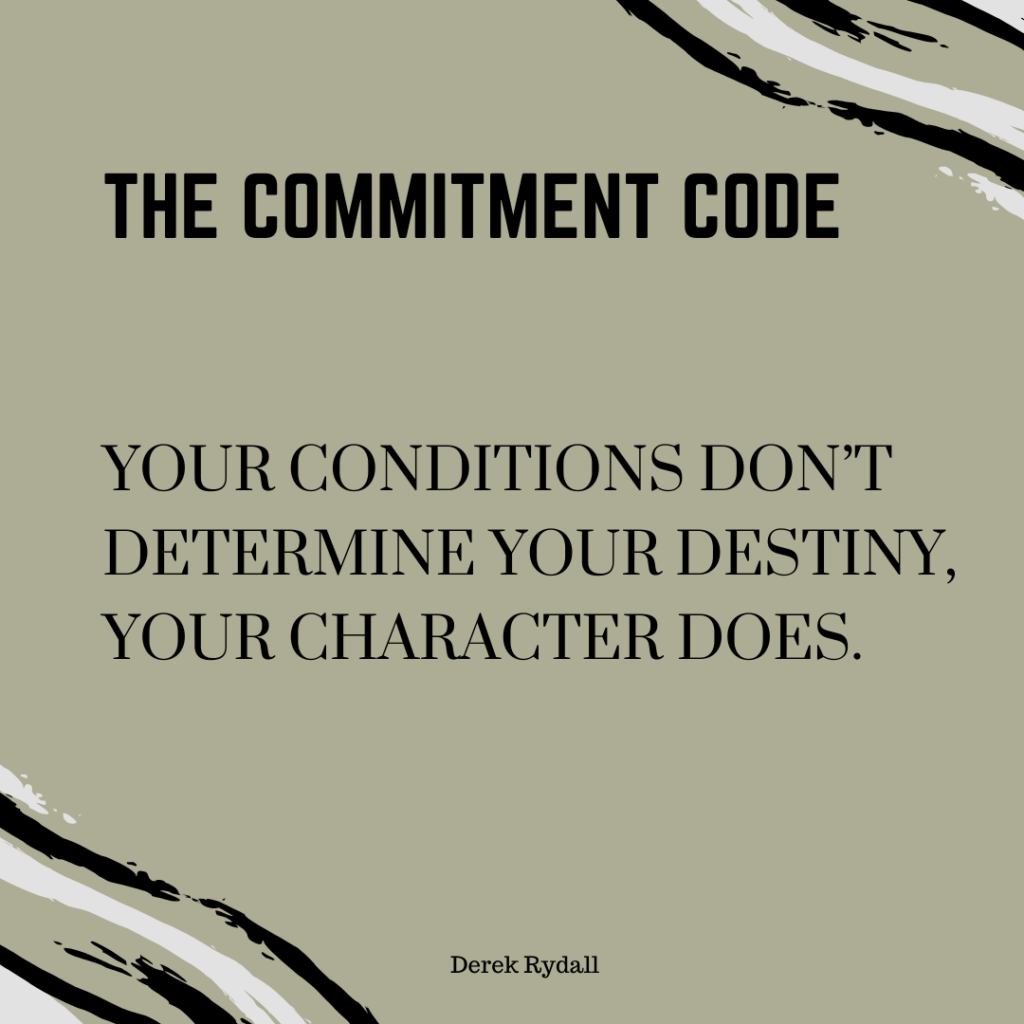 The Commitment Code [Podcast]