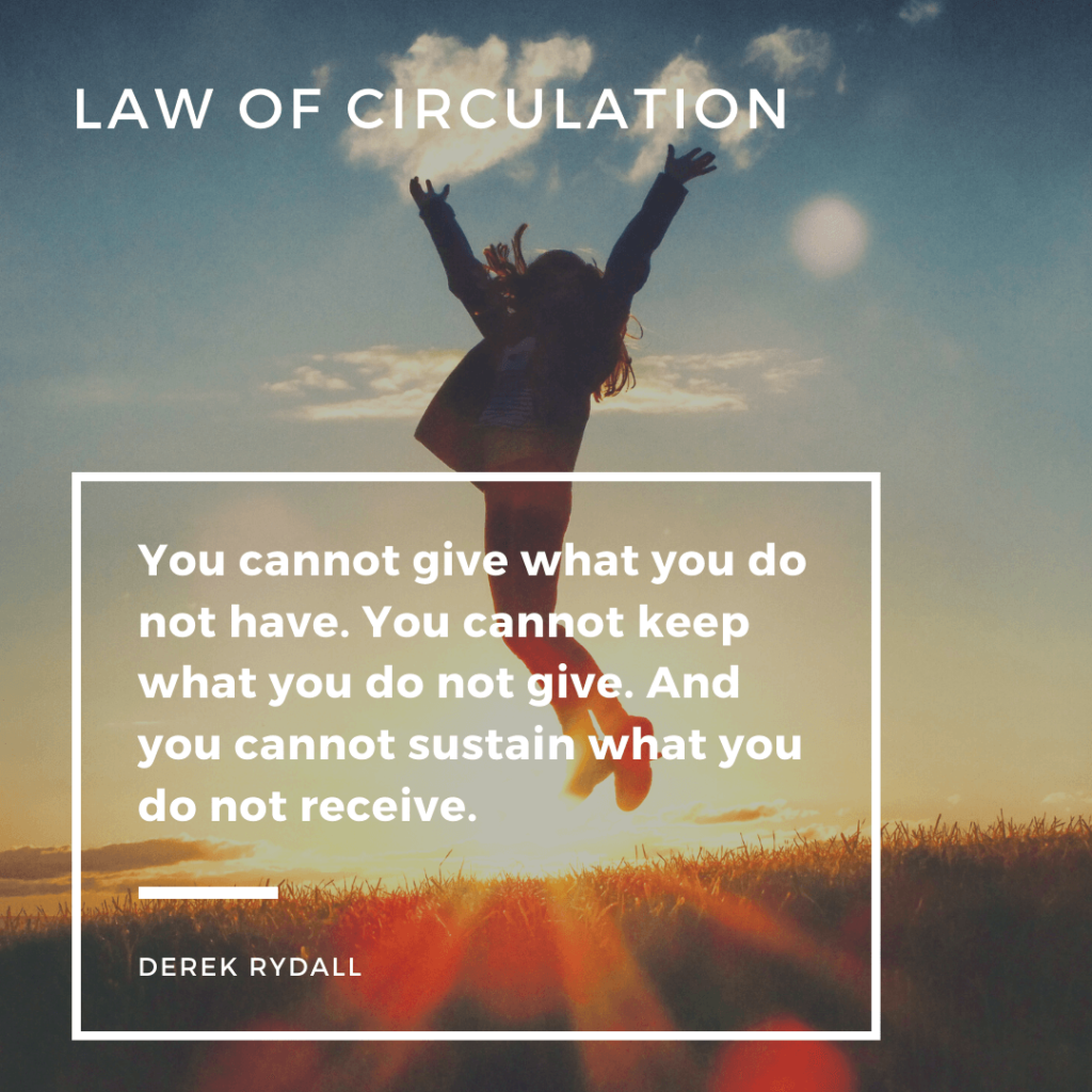 The Law of Circulation [Podcast]