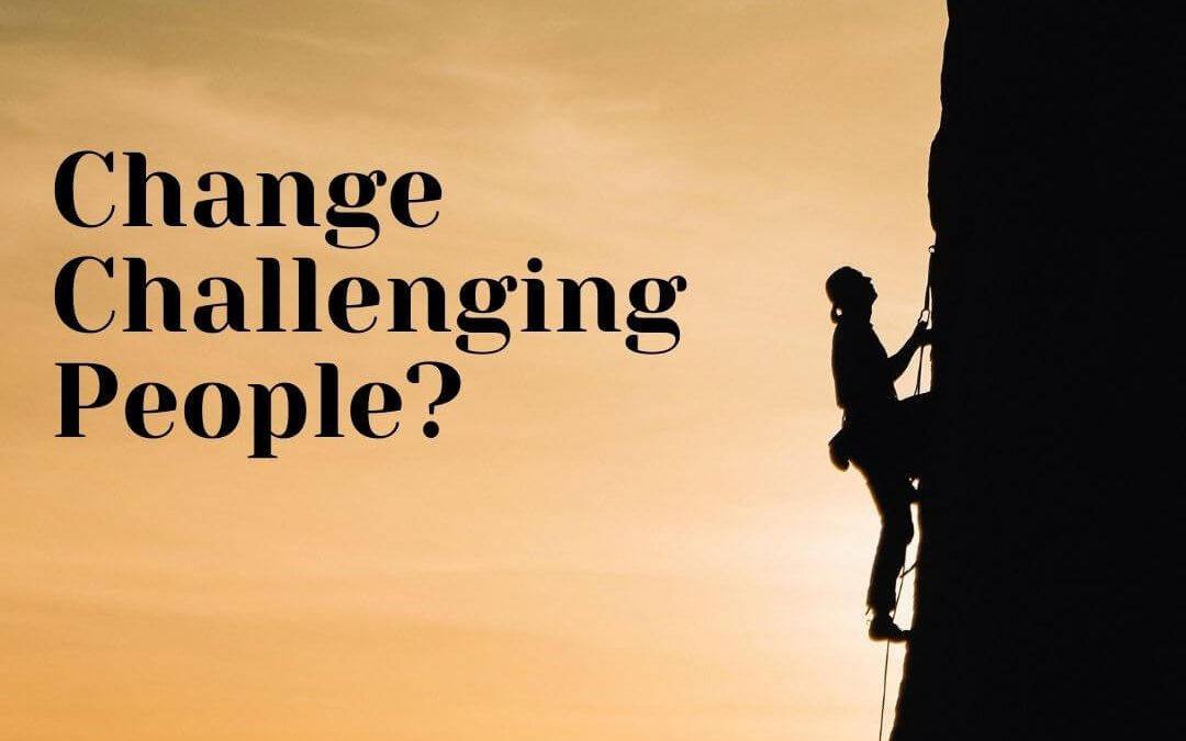 How do you Change Challenging People? [Podcast]
